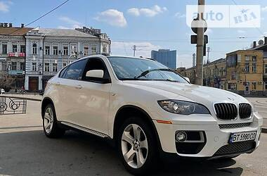 Позашляховик / Кросовер BMW X6 2012 в Одесі