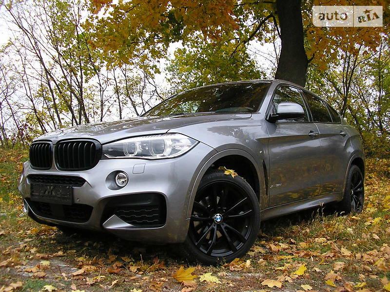 BMW X6 M30 D EVROPA IDEAL