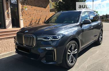 BMW X7 2019 в Киеве