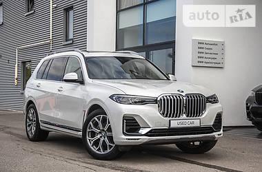 Внедорожник / Кроссовер BMW X7 2020 в Харькове