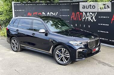 Внедорожник / Кроссовер BMW X7 2020 в Киеве