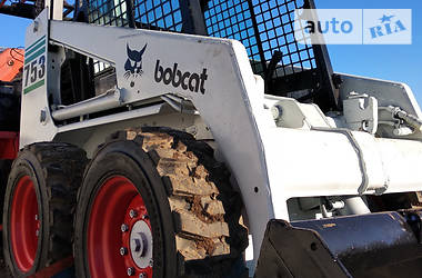 Bobcat 753 1998 в Львові
