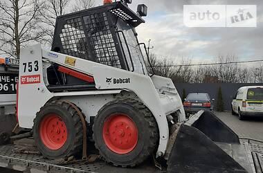 Bobcat 753 2001 в Ивано-Франковске