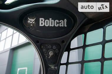 Минипогрузчик Bobcat S750 2016 в Житомире