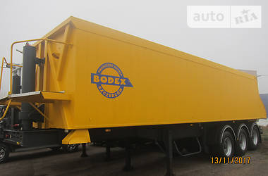 Bodex HYVA SAF Intrax 2007