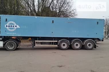 Bodex KIS Saf Intrax 48m3  2007