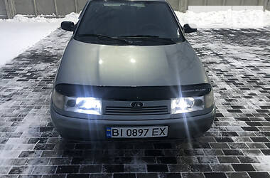 Богдан 2111 2013 в Лубнах