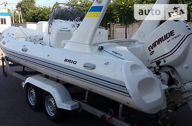 BRIG E 600L 2008 в Кривому Розі