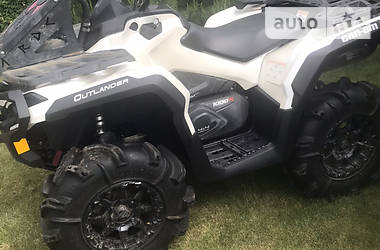 Квадроцикл  утилитарный BRP Outlander 2017 в Львове