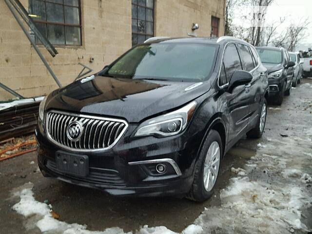 Buick Envision 2017 года