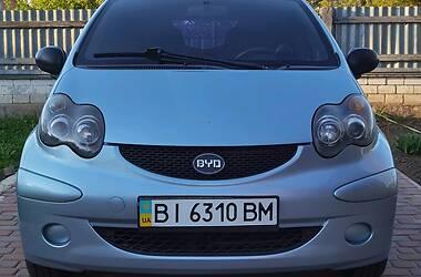 BYD F0 2011 в Полтаве