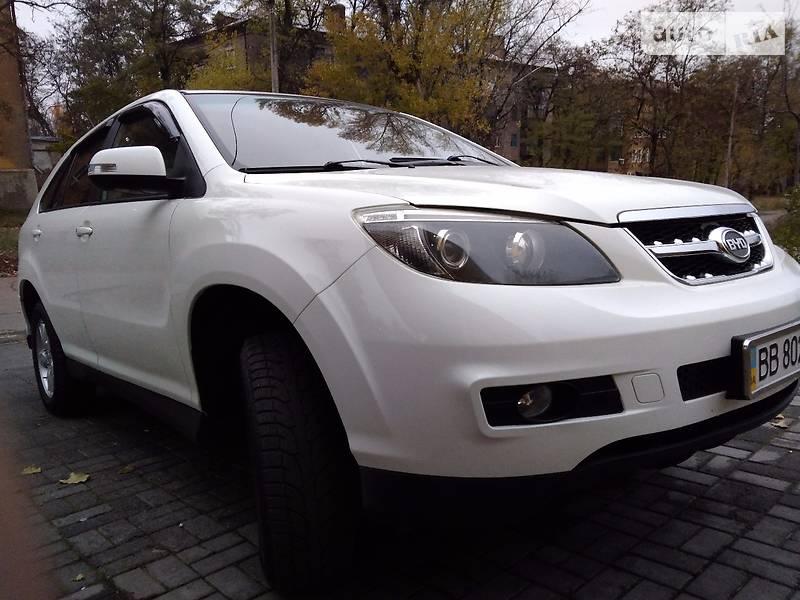 BYD S6 2012 року