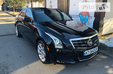 Cadillac ATS 2014 в Ивано-Франковске