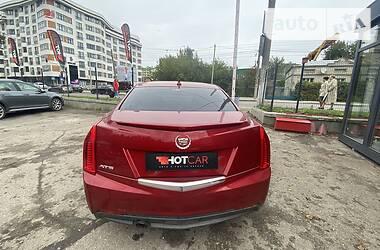 Cadillac ATS 2014 в Львове