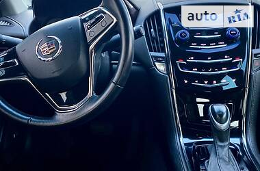 Cadillac ATS 2014 в Лимане