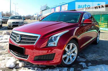 Cadillac ATS 2014 в Дрогобыче