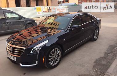 Cadillac CT6 2017 в Тернополе