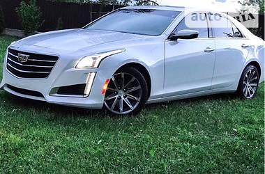 Cadillac CTS 2016 в Ивано-Франковске