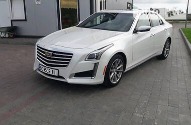 Cadillac CTS 2017 в Теребовле