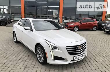 Седан Cadillac CTS 2017 в Львове