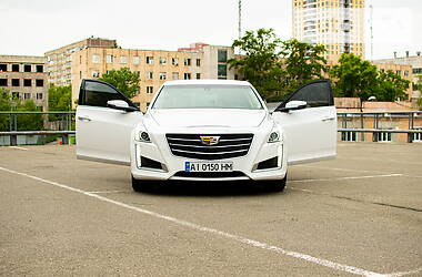 Седан Cadillac CTS 2015 в Києві