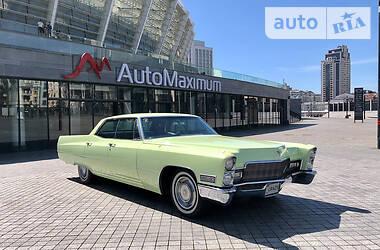 Cadillac DE Ville 1967 в Киеве
