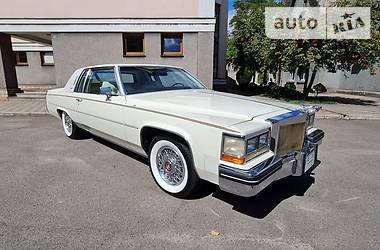 Купе Cadillac DE Ville 1984 в Кривому Розі