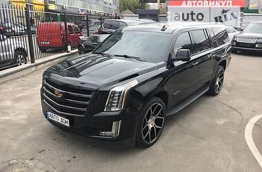 Внедорожник / Кроссовер Cadillac Escalade 2015 в Киеве