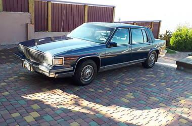 Cadillac Fleetwood 1987 в Днепре