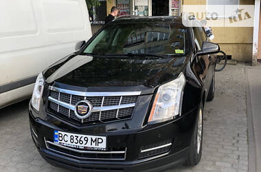 Внедорожник / Кроссовер Cadillac SRX 2010 в Львове