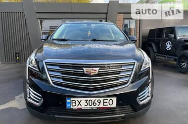 Внедорожник / Кроссовер Cadillac XT5 2018 в Хмельницком