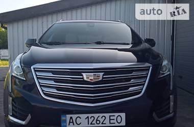 Позашляховик / Кросовер Cadillac XT5 2017 в Луцьку