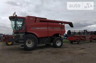 Комбайн зерноуборочный Case IH 8010 2007 в Селидово