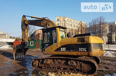 Caterpillar 322 2002 в Харькове