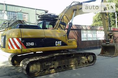 Caterpillar 324DL 2008 в Києві