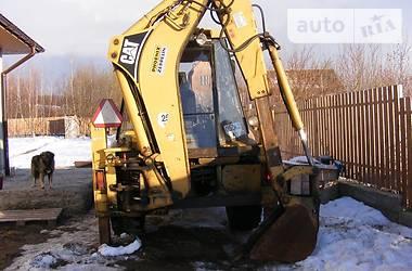 Caterpillar 428 1999 в Ужгороде