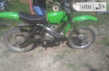 Cezet (Чезет) 250 1991 в Вижнице
