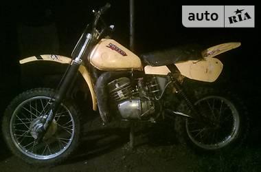 Cezet (Чезет) 250 1991 в Кам'янець-Подільському