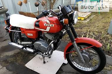 Cezet (Чезет) 350 1986 в Вінниці