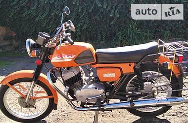 Cezet (Чезет) 350 1981 в Ужгороді