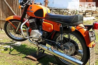 Cezet (Чезет) 350 1977 в Шаргороді