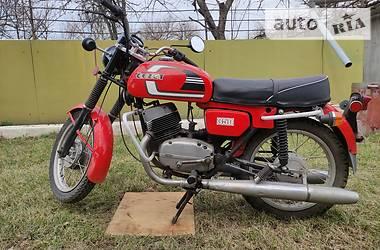 Cezet (Чезет) 350 1984 в Новомосковске