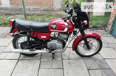 Cezet (Чезет) 350 1988 в Казатине