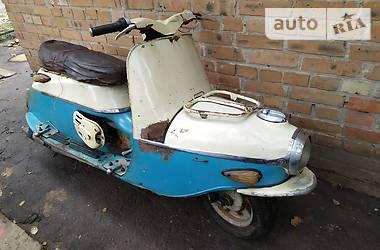 Cezet (Чезет) 502 1963 в Полтаве