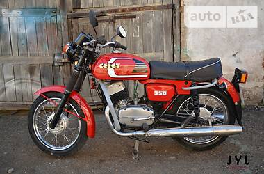 Cezet (Чезет) CZ 350 472 1989 в Чернівцях
