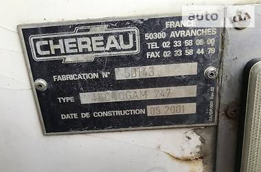 Chereau Carrier 2001 в Сумах