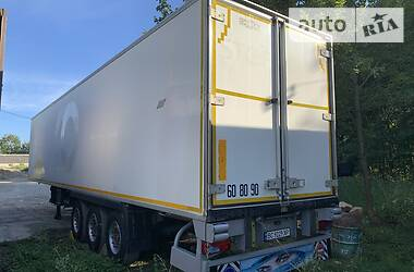 Chereau Carrier 2005 в Стрые