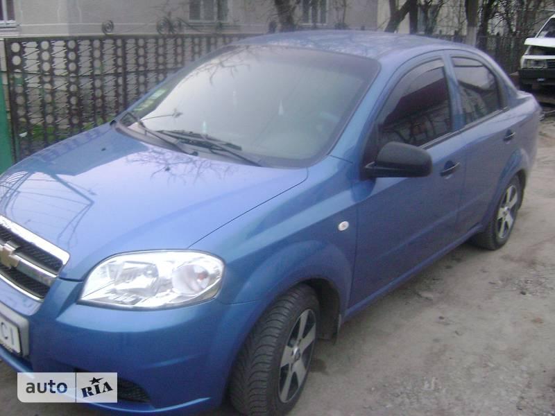 Chevrolet Aveo 2007 в Львове