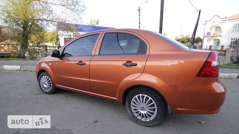 Chevrolet Aveo 2006 в Надворной