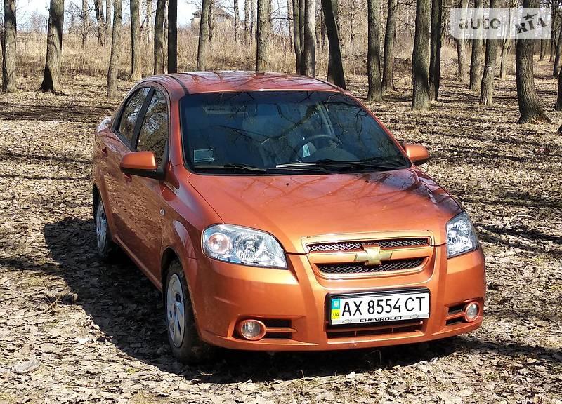 Chevrolet Aveo 2007 в Харькове
